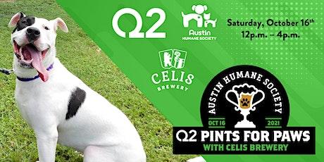 Q2 presents Pints for Pups tickets