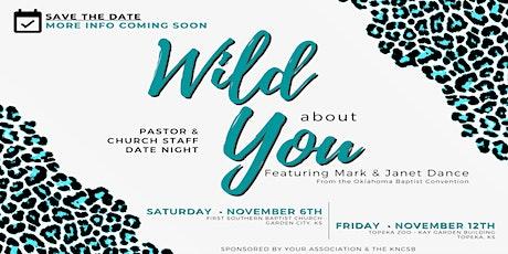 Pastor-Spouse Date Night Garden City tickets