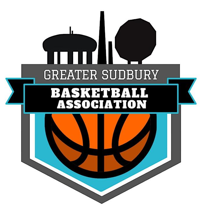 Greater Sudbury Basketball Association U-12 BOYS Tryouts 6:45PM-7:45PM image