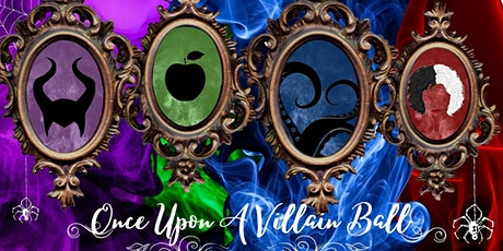 Once Upon a Villain Ball 4pm-6pm  24th October tickets