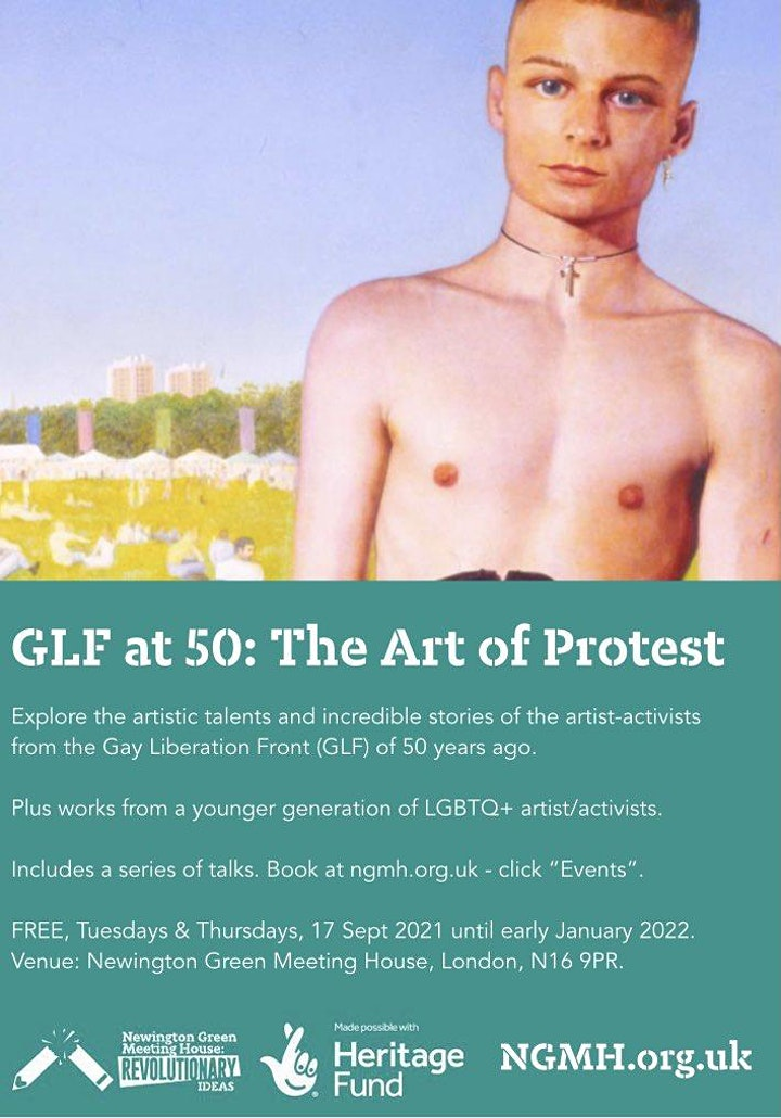 GLF at 50: The Art of Protest image