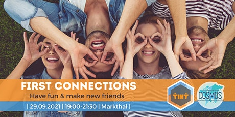 First Connections Tickets
