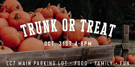 LIFECHURCH7 // TRUNK-OR-TREAT 2021 tickets