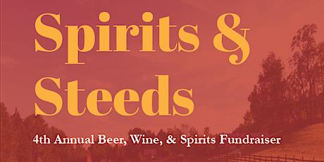Spirits & Steeds 2021 tickets