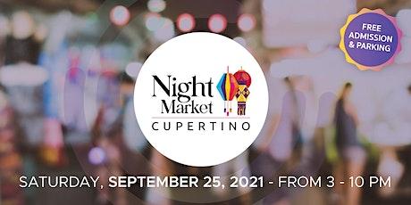 Cupertino Night Market tickets