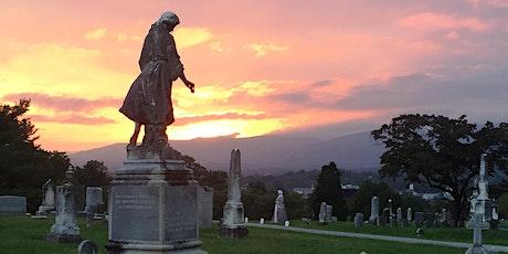 Ghost Walk: East Hill Cemetery 2021 tickets