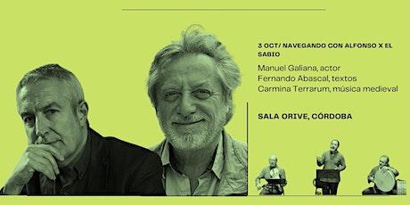 Navegando con Alfonso X El Sabio |12 FIP GUADALQUIVIR tickets