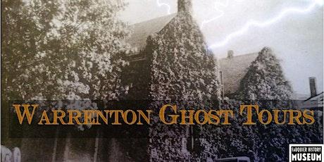 Warrenton Ghost Walk Tours tickets