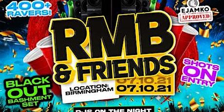 RMB & Friends tickets