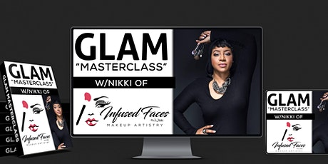 Makeup Masterclass w/Nikki of Infused Faces tickets