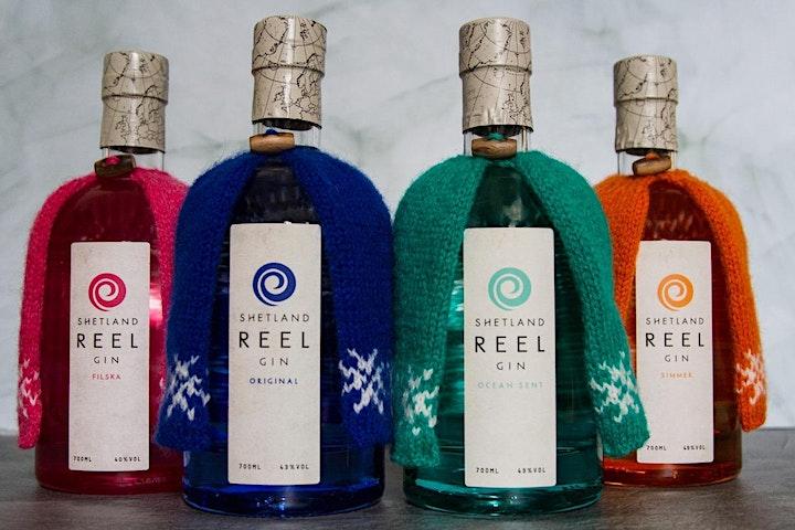 The Inspiration behind Shetland Reel Gins | Shetland Wool Week image