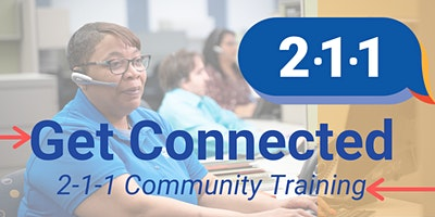 2-1-1 Get Connected Training: Focus on Financial Opportunity Centers