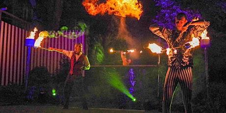 Cirque de Fuego presents: Fall Fire Theater! (Early Show) tickets