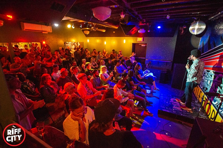 Stand-up Comedy @Whistle Stop Bar image