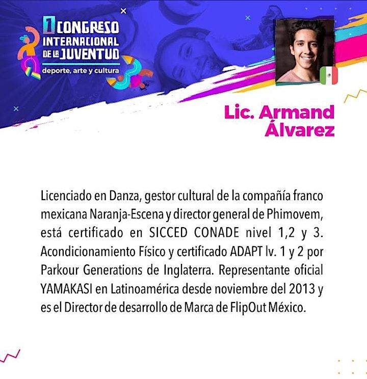 Imagen de I Congreso Internacional de la Juventud.  Deporte, Arte, Cultura.