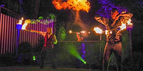 Cirque de Fuego presents: Fall Fire Theater! (Late Show 8:30pm) tickets