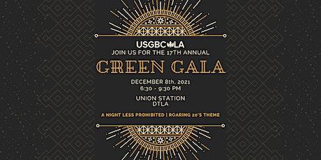 USGBC-LA's 17th Annual Green Gala 2021 tickets
