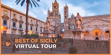 BEST OF SICILY VIRTUAL TOUR tickets