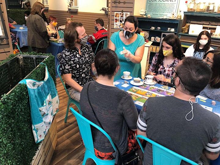 Bootackular Tabletop Games &  Tea Tasting image