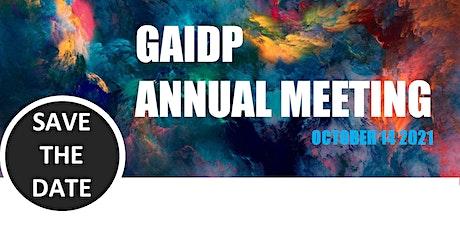 GAIDP 2021 Annual Meeting tickets