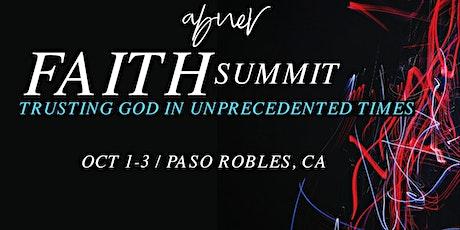 Faith Summit: Trusting God in Unprecedented Times tickets