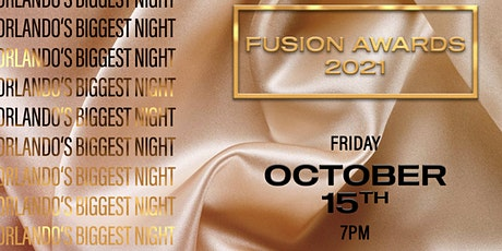 Fusion Showcase Awards tickets