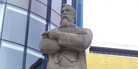 Marx and Engels in Manchester — Walkers of the World Unite! tickets