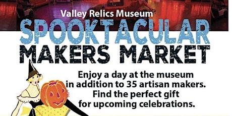 Spooktacular Makers Market tickets