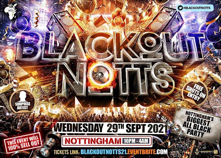 Blackout Notts image