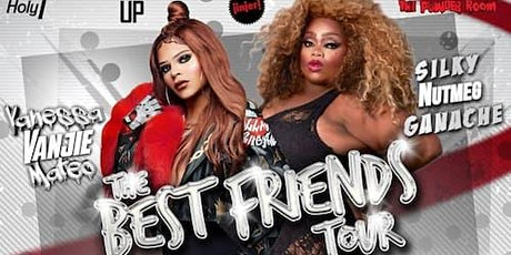 Vanjie & Silky - London - Hosted by Victoria Secret tickets