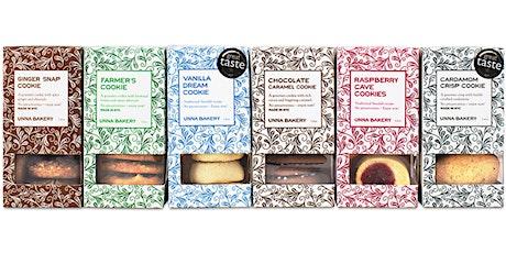 Terrific Tastings: Grandma's Swedish Cookies tickets