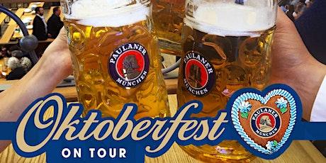 Paulaner Oktoberfest - Brighton Bierhaus tickets