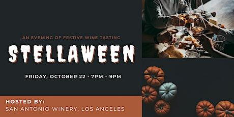 Stellaween @ San Antonio Winery, Los Angeles tickets