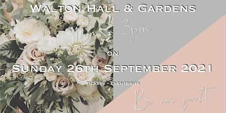 The Wedding Party at Walton Hall & Gardens tickets
