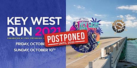 POSTPONED UNTIL 2022 - Phil Peterson's Key West Run 2021 tickets