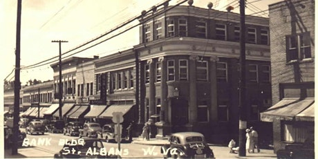 2021 St. Albans WV History and Mystery Walking Tour tickets