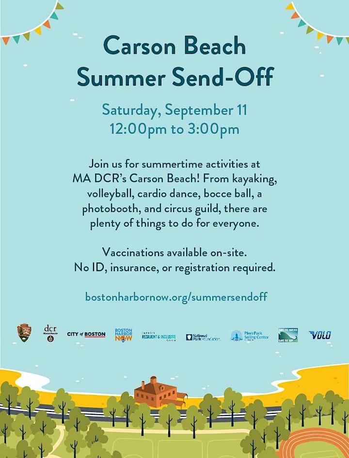 Carson Beach: Summer Send-Off image