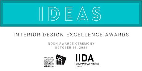 Interior Design Excellence Awards Celebration 2021 tickets