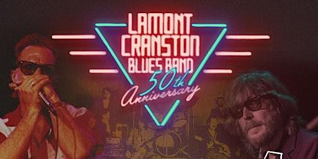 The Lamont Cranston Band tickets