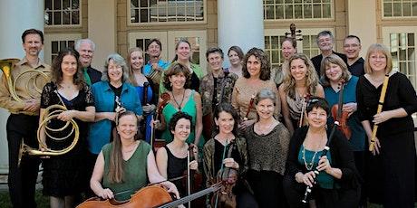 The Northa Carolina Baroque Orchestra tickets