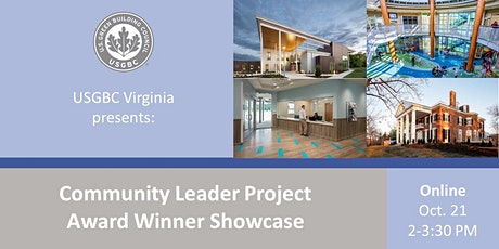 USGBC Virginia Presents: Award Winners Project Showcase tickets