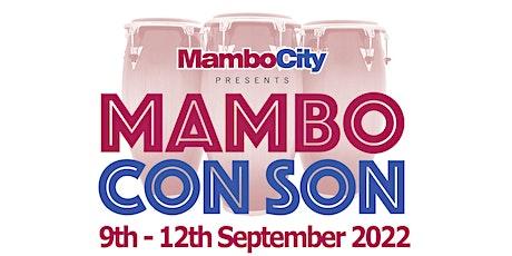 Copy of Mambo City's MamboConSon Weekend tickets