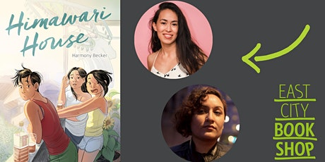 Virtual Event:  Harmony Becker, Himawari House, with Sloane Leong tickets