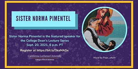 Fall 2021 Dean's Lecture Series with Sister Norma Pimentel tickets