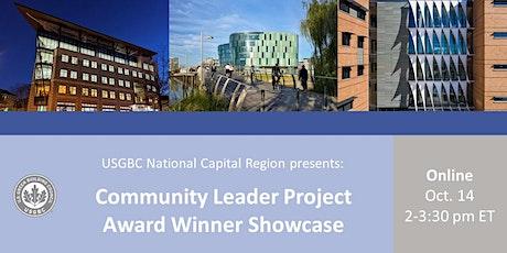 USGBC NCR Presents: Award Winners Project Showcase tickets
