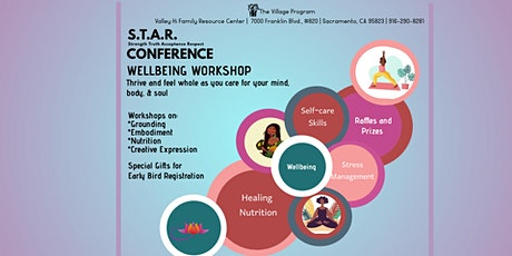S.T.A.R. Conference tickets