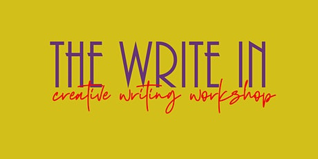 The Write In - Fall 2021 tickets