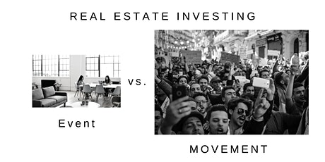 Charlestown, Stop going Real Estate Investing events, Join a Movement! tickets