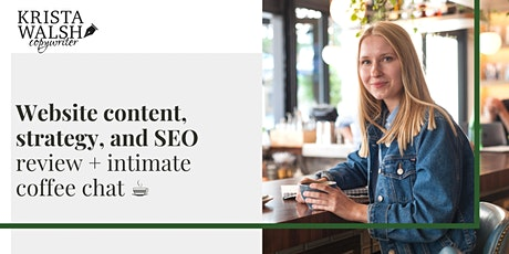 Website Content, Strategy, and SEO Review - October tickets