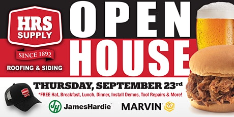 Hines Supply: West Chicago Open House tickets